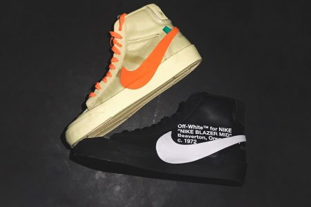 【9/16 UPDATE】Off-White™ × NIKE BLAZER MID 最新発売日発表