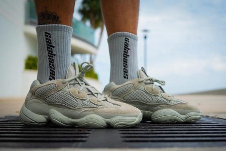 【9/17 UPDATE】YEEZY 500 SALT 11月発売予定