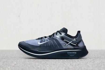 "【10/10 UPDATE】 ""GYAKUSOU"" Nike Zoom Fly SP 発売"