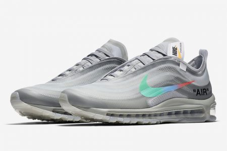 【10/17 UPDATE】Off-White™ × NIKE AIR MAX 97 10/18 発売