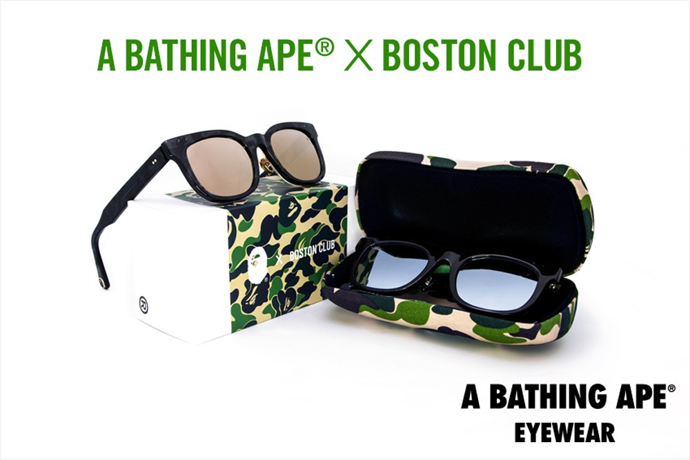 A BATHING APE x BOSTON CLUB