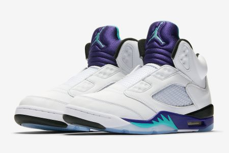 "NIKE AIR JORDAN 5 RETRO NRG ""FRESH PRINCE"" 発売"