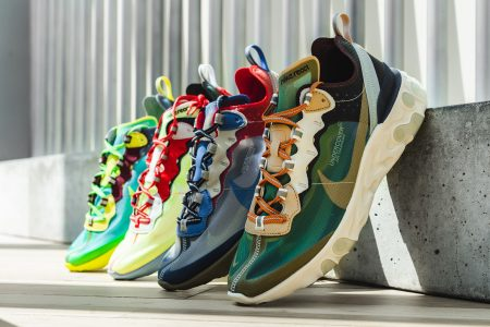 UNDERCOVER × NIKE REACT ELEMENT 87 9/13(木)発売