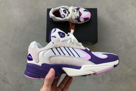 adidas Originals x DRAGON BALL Z YUNG-1 フリーザモデル購入レビュー