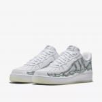 "NIKE AIR FORCE 1 ""SKELETAL FORCE"" 発売"