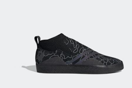 adidas Snowboarding × A BATHING APE® コラボコレクション発売