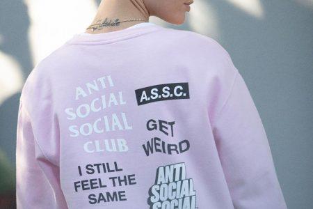 ANTI SOCIAL SOCIAL CLUB 18A/W コレクション発売