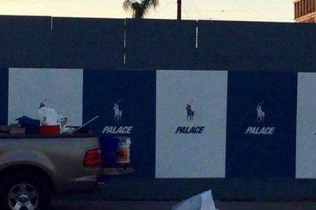 PALACE × POLO RALPH LAUREN コラボアイテム発売か