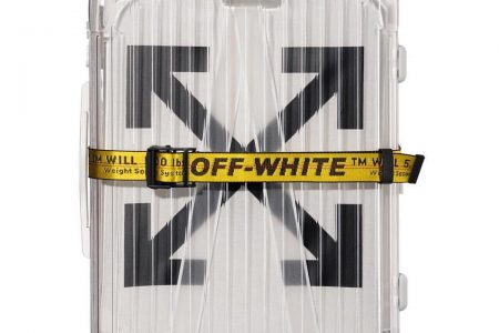 RIMOWA × Off-White™ スーツケース 発売へ