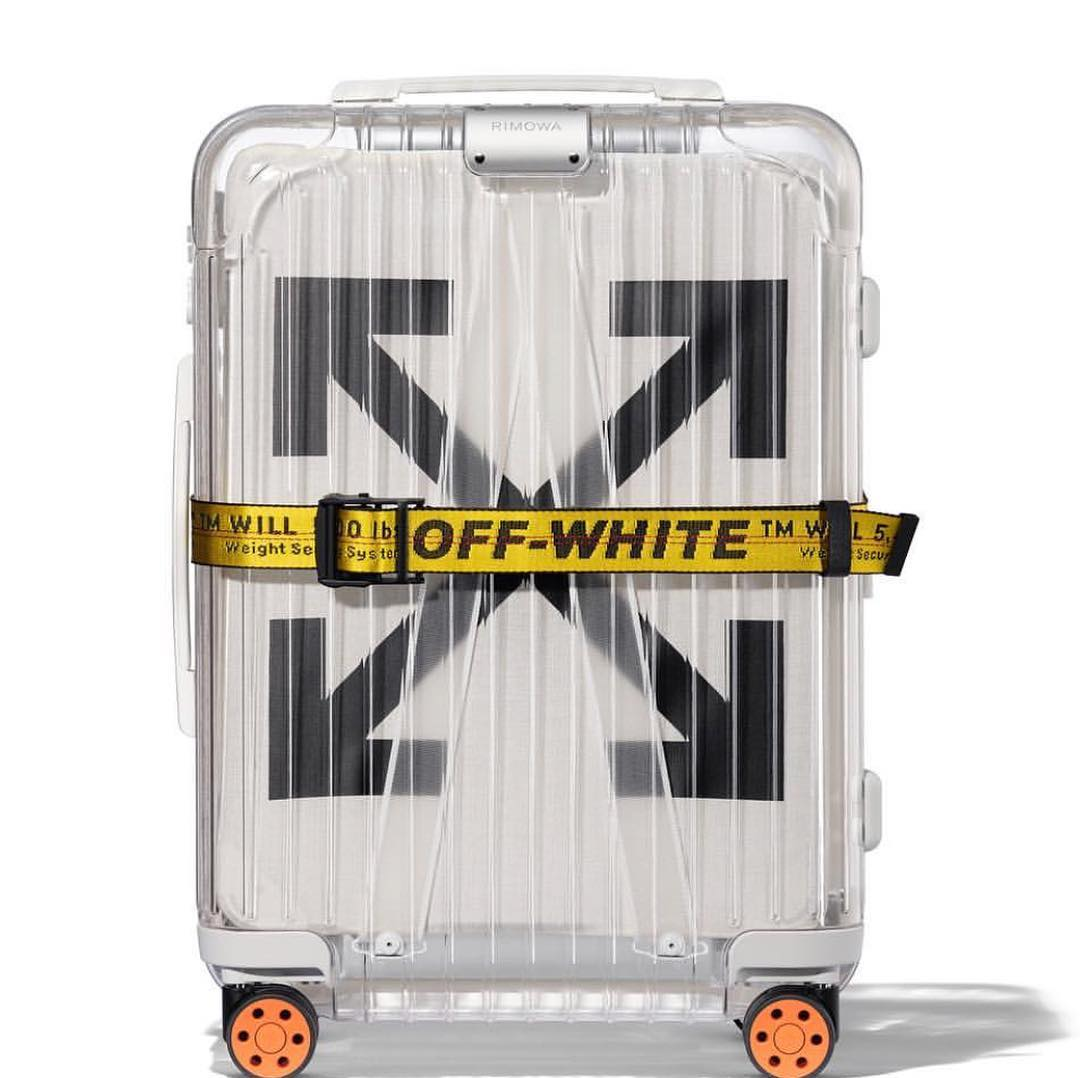 RIMOWA × Off-White