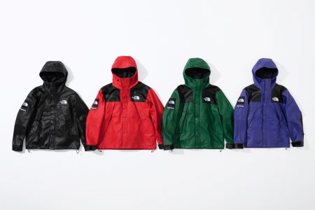 Supreme × THE NORTH FACE コラボアイテムが登場