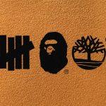【本日発売】UNDEFEATED × A BATHING APE® × Timberland のトリプルコラボ