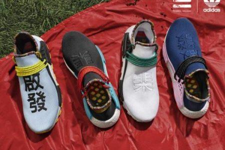 【本日発売】adidas Originals × ファレル・ウィリアムズ SOLAR HU Collection 発売