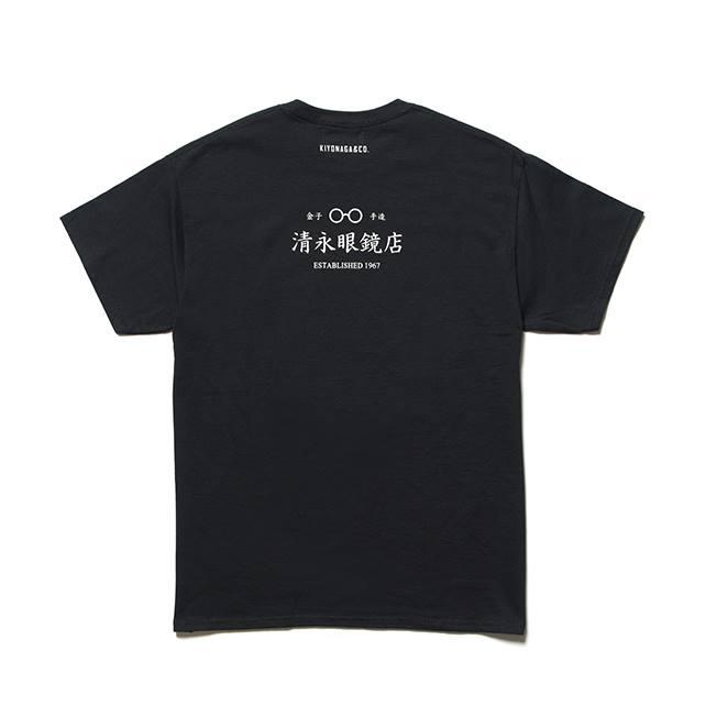 清永眼鏡店 by 金子眼鏡