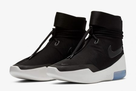 "NIKE × FEAR OF GOD によるコラボ ""AIR SHOOT AROUND""発売へ"