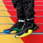 Pharrell Williams × adidas CRAZY BYW LVL X 発売