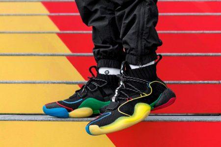 Pharrell Williams × adidas CRAZY BYW LVL X 発売
