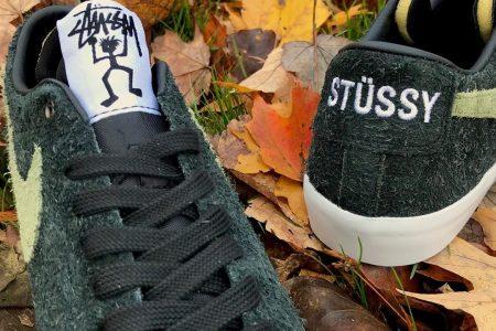 STÜSSY × Nike SB BLAZER 12月7日(金)発売