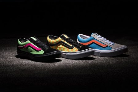 VANS V36OG -BILLY'S EXCLUSIVE- 1月1・2・3日連続発売