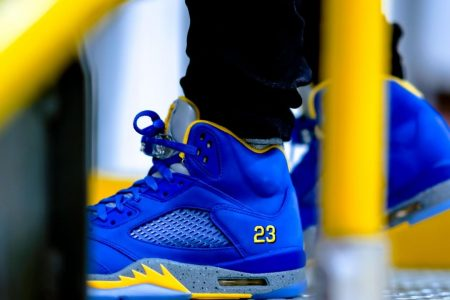 "NIKE AIR JORDAN 5 ""LANEY JSP"" 発売"