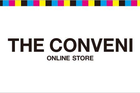 THE CONVENI の公式オンラインストア新作アイテムが続々登場