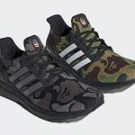 A BATHING APE® × adidas Ultra Boost 発売