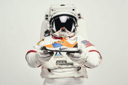 NIKE と NASA によるコラボコレクション発売
