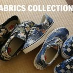 "VANS ""JAPAN FABRICS COLLECTION"" 発売"