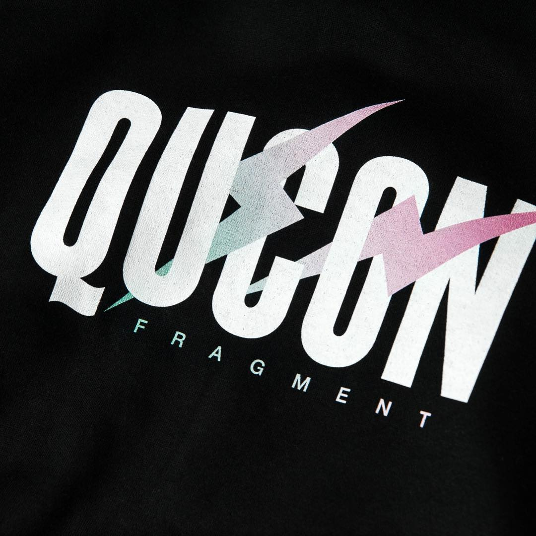 FRAGMENT DESIGN × Qucon