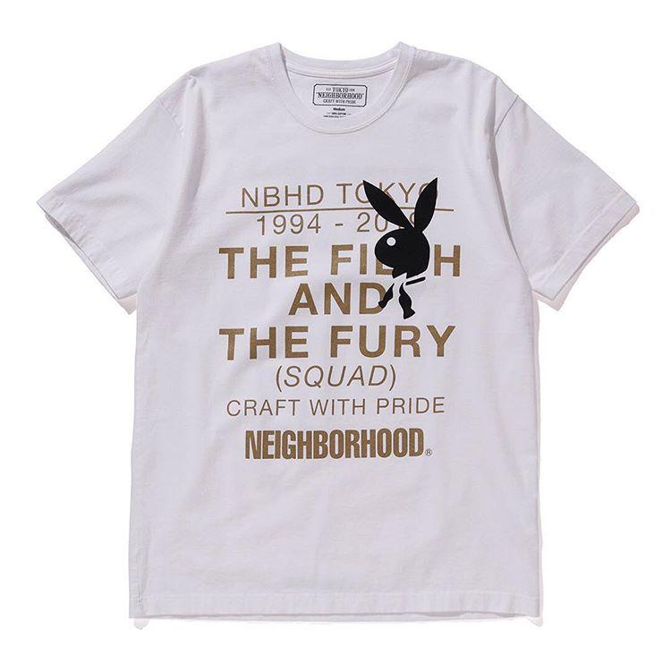 NEIGHBORHOOD × PLAYBOY