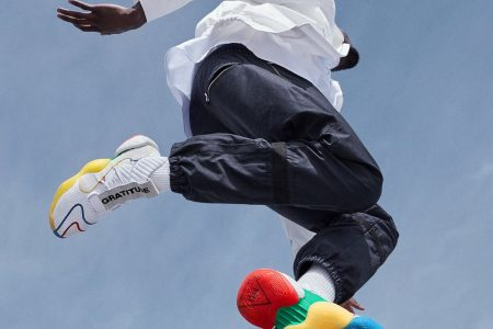 "Pharrell Williams × adidas ""Crazy BYW LVL X"" 3月29日(金)発売"