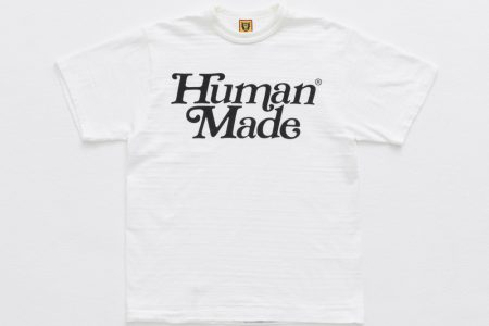 Girls Don't Cry × HUMAN MADE® コラボTシャツ発売