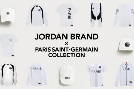 JORDAN BRAND × PSG COLLECTION 新コレクション