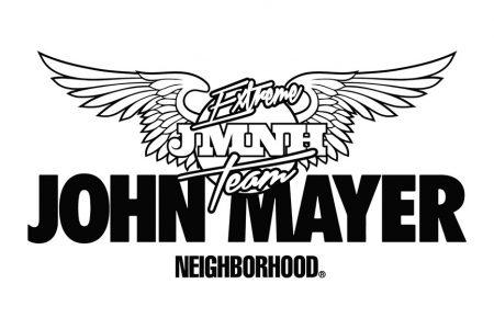 NEIGHBORHOOD × JOHN MAYER(ジョン・メイヤー)コラボアイテム発売へ
