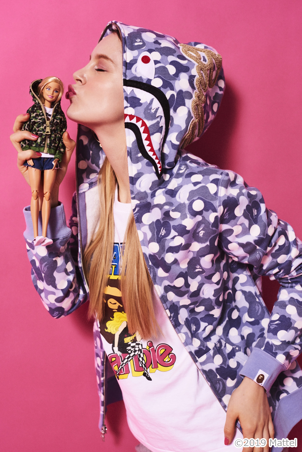 A BATHING APE × Barbie