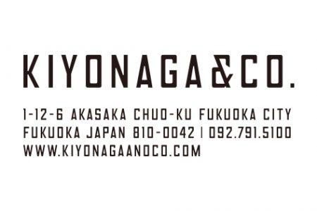 KIYONAGA&CO.実験的ポップアップが終了。店舗クローズへ