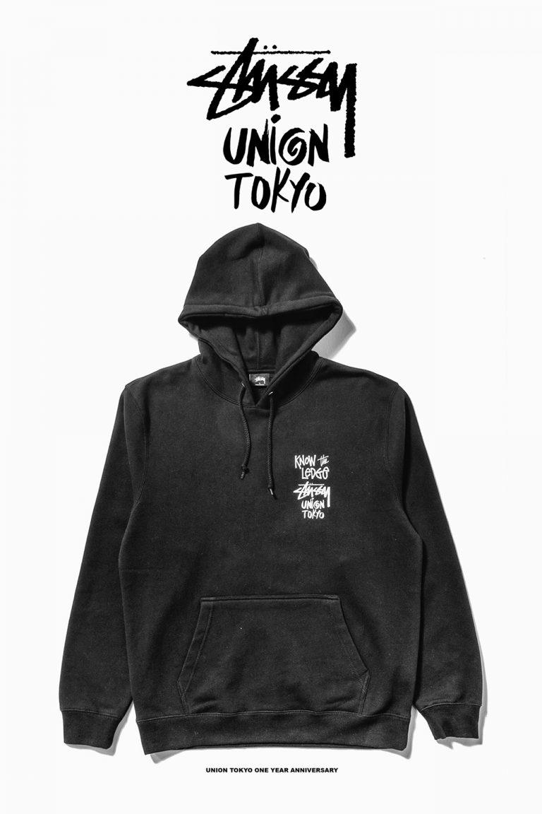 UNION TOKYO×STUSSY