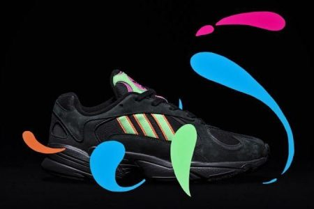 BILLY'S 5周年記念モデルのadidas YUNG-1が登場