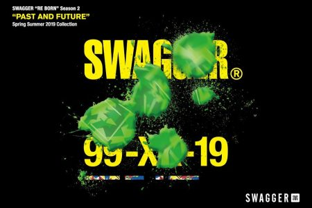SWAGGER 2019 S/S コレクションが間も無く始動