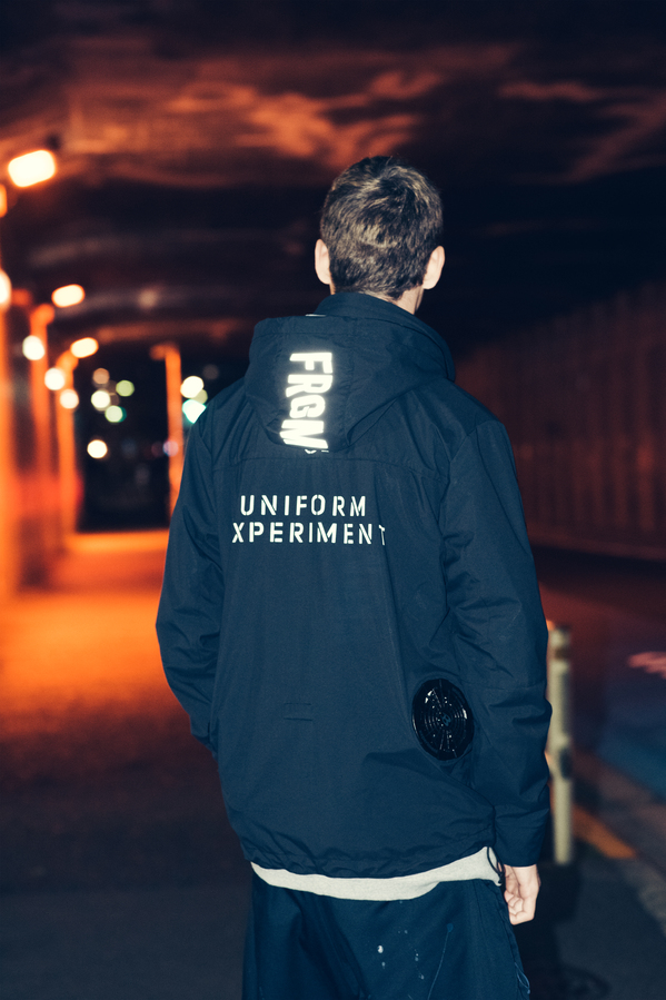 uniform experiment x BURTLE × fragment design