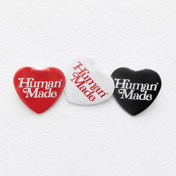 HUMAN MADE®︎ x Girls Don't Cry