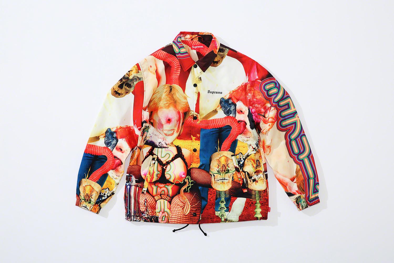 Supreme × セキンタニ・ラ・ノリヒロ