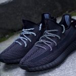 "YEEZY BOOST 350V2 ""BLACK NON-REFLECTIVE""&""BLACK""が6月発売"