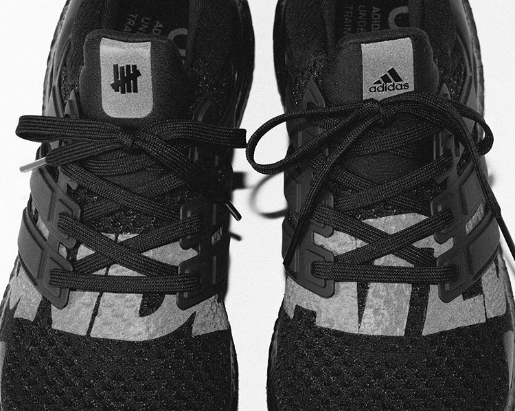 UNDEFEATED × adidas ULTRA BOOST