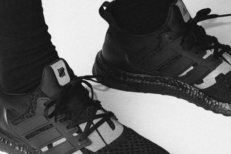 "UNDEFEATED × adidas ULTRA BOOST 1.0 ""Blackout"" 6/28(金)発売"