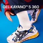 asicsよりGEL-KAYANO 5 360 が6/7(金)に発売