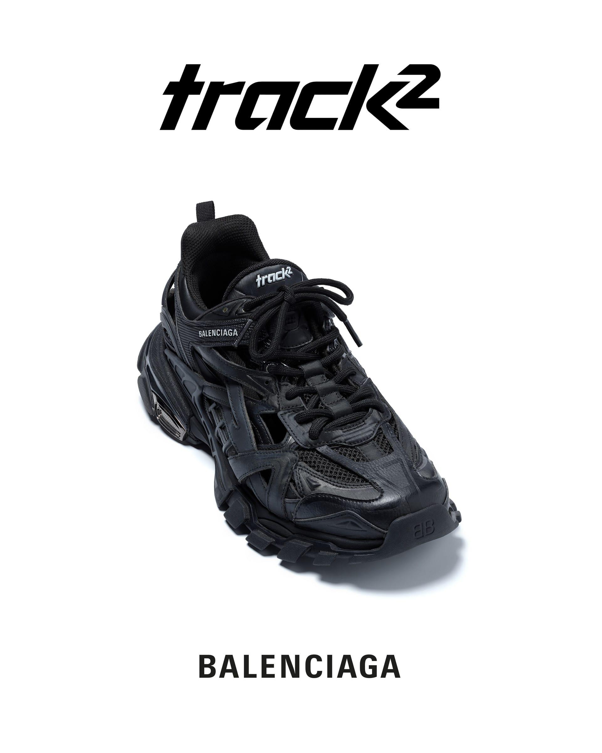 BALENCIAGA (バレンシアガ)TRACK.2