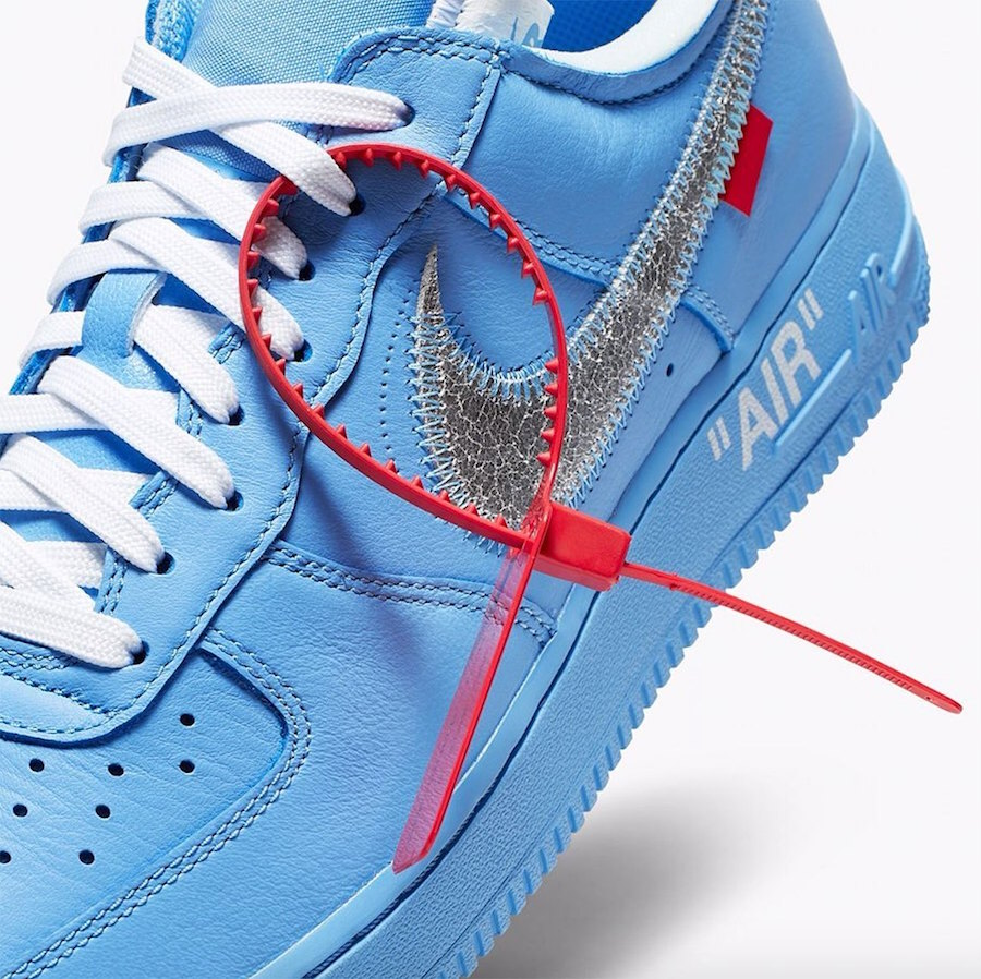 Off-White × NIKE AIR FORCE 1 LOW