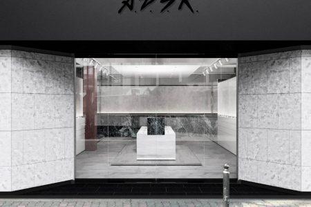 """アイウェアブランド""""A.D.S.R.""""の旗艦店が大阪にOPEN"""