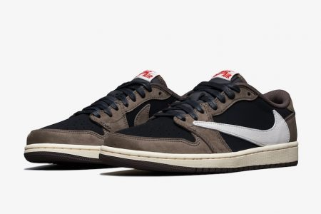 TRAVIS SCOTT × NIKE AIR JORDAN 1 LOWがゲリラ発売